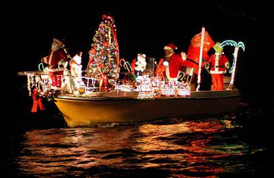 Christmas Boat Parades Parrotdise Express