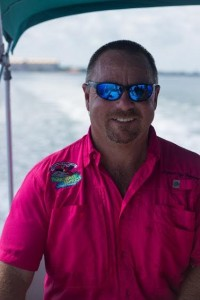 Captain Jeff Dunedin Dolphin Cruise Captain