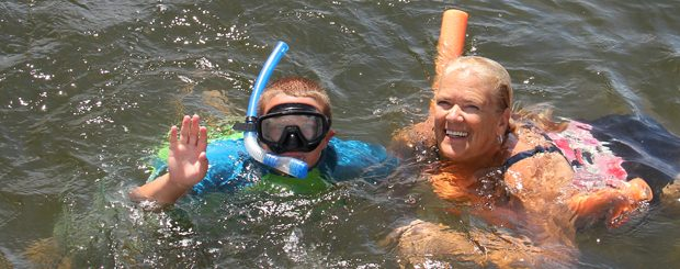 Anclote Key Snorkling & Shelling