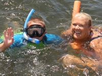 Anclote Key Snorkling & Shelling Adventure
