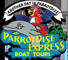 ParrotDise Express logo